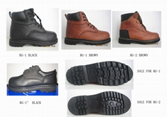 safety & work boots