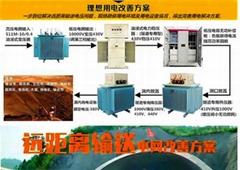 隧道输送泵专用升压变压器