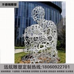 不鏽鋼雕塑公司