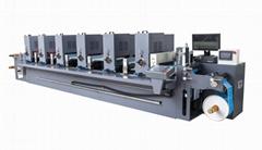 间歇式凸版标签印刷机