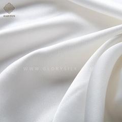 Silk satin fabric spot wholesale