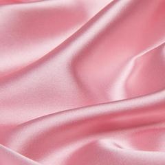 Fashion 19mm 100% mulberry silk dyeing fabric for dressing satin silk fabric