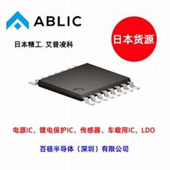 S-8205BAA-TCT1UTSSOP-16艾普凌科ABLIC(Seiko精工)5节锂电保护IC