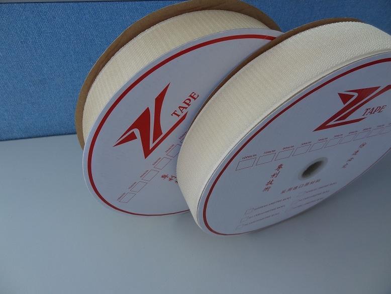 耐高温260度防火阻燃PPS魔术贴粘扣带搭扣用于隔热防护套 3