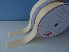 耐熱260度防火阻燃PPS魔朮貼粘扣帶魔鬼貼搭扣用於高溫綑綁帶