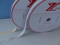 耐高温260度防火阻燃不锈钢金属钩PPS毛魔术贴粘扣带用于隔热罩
