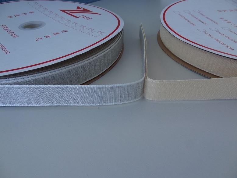 耐高溫260度防火阻燃不鏽鋼金屬鉤PPS毛魔朮貼粘扣帶用於隔熱罩 2