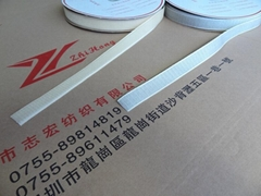 耐热260度防火阻燃不锈钢钩PPS毛魔术贴粘扣带搭扣用于高温紧固件
