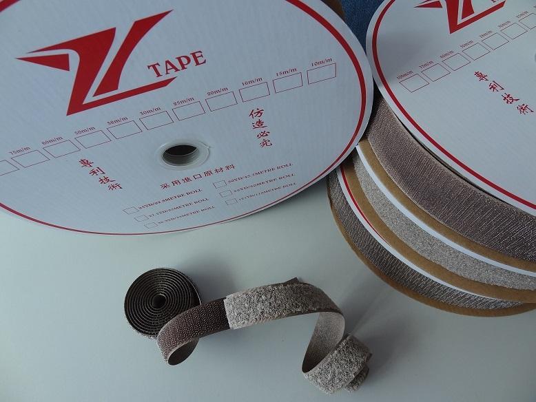 镀银纤维导电魔术贴魔鬼贴粘扣带搭扣紧固带用于防静电用品 3