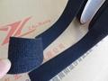 平織彈力變形紗魔朮貼 鬆緊變形紗魔鬼貼搭扣 彈性變形紗粘扣帶 4