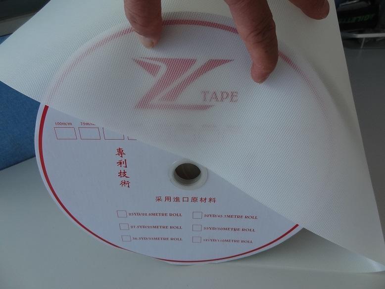 超薄细软塑胶料注塑射出钩 魔术贴粘扣带 魔鬼贴尼龙搭扣 5