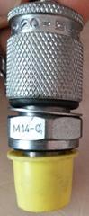 SMK20-38S-VK-GS-C6F卡套式螺纹接头