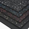 High quality 10mm-50mm black rubber mat 1