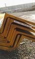 ABS Grade A shipbuilding steel angle