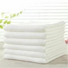 100% cotton Baby muslin diaper check