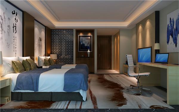 杭州宾馆酒店套房家具 1