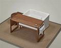杭州高檔黑胡桃桌椅傢具定製