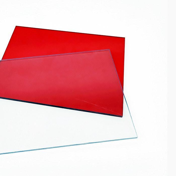 V0 fireproof polycarbonate sheet 1