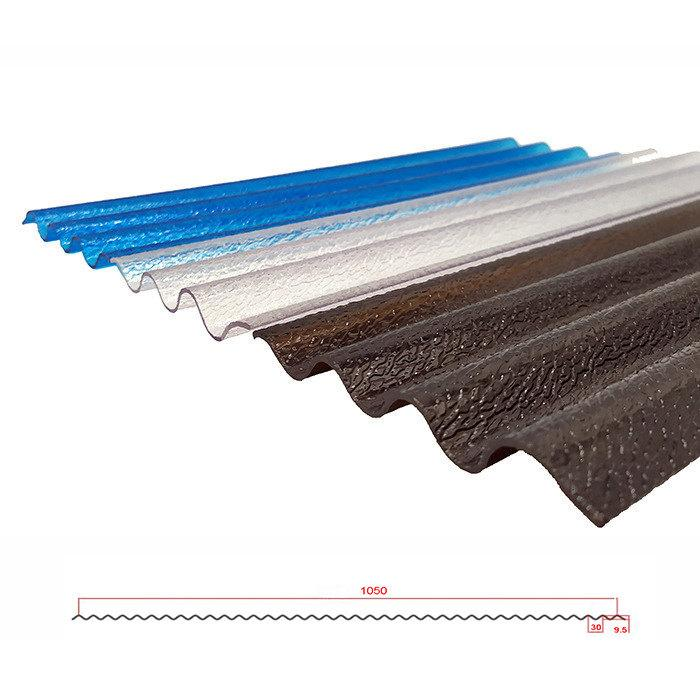 Plastic corrugated roofing sheets 1