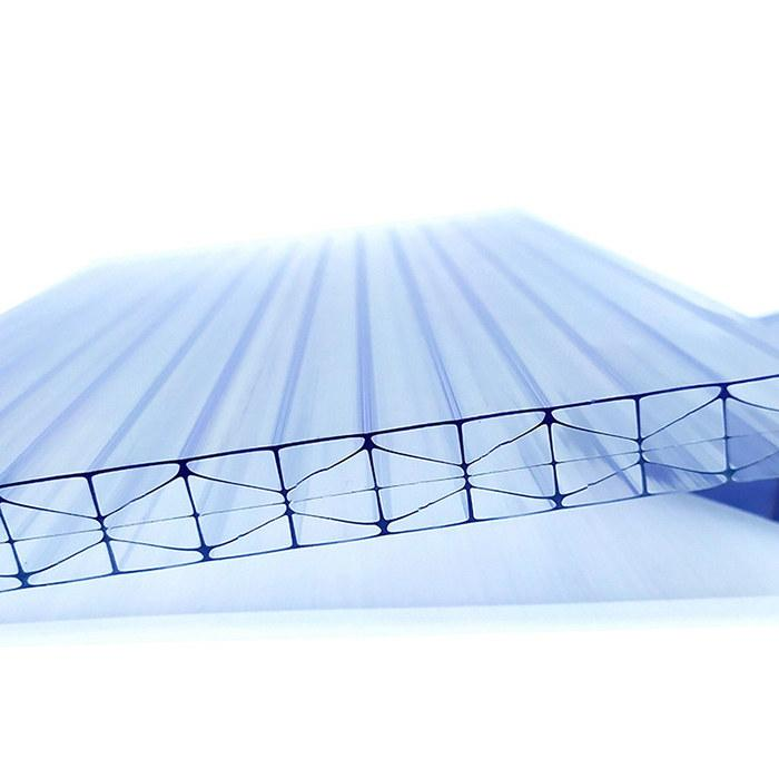 Five wall polycarbonate panels 1