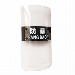 Polycarbonate Anti Riot Shield
