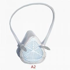 KN95儿童硅膠口罩 A2款