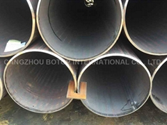 ASTM A252 GR.3 LSAW Steel Piles Pipe