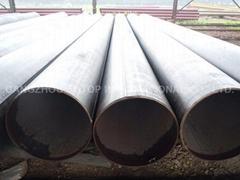 API 5L X65 PSL1/PSL 2 LSAW Carbon Steel Pipe
