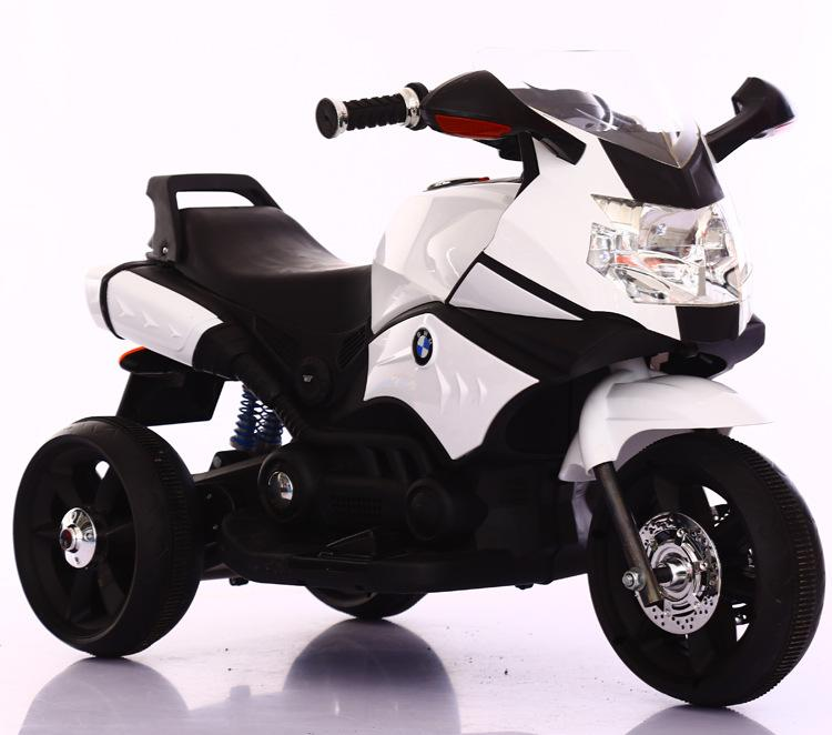 Drivable electric motorcycle 2