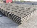 brick pallet for concrete block machine/block board for block production