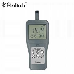 多功能紅外露點儀便攜式濕度溫度測量儀工業濕球溫度計PPM熱電偶
