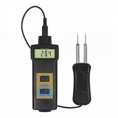 MC-7806多功能水分儀木材針式水分計建築土壤中藥材水分測定儀
