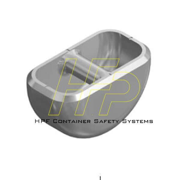 半圓埋入底座-集裝箱綁紮系固槽座 2