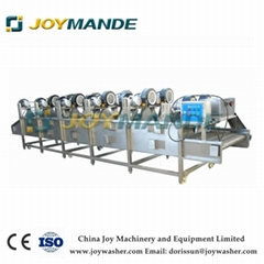 High Efficiency Food Bag Drying Machine Food Bag Dryer With CE