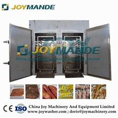 Vegetable And Fruit Dehydration Machine Dired Fruit Production Line