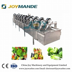 Industrial Vegetable And Fruit Air Blowing Drying Machine