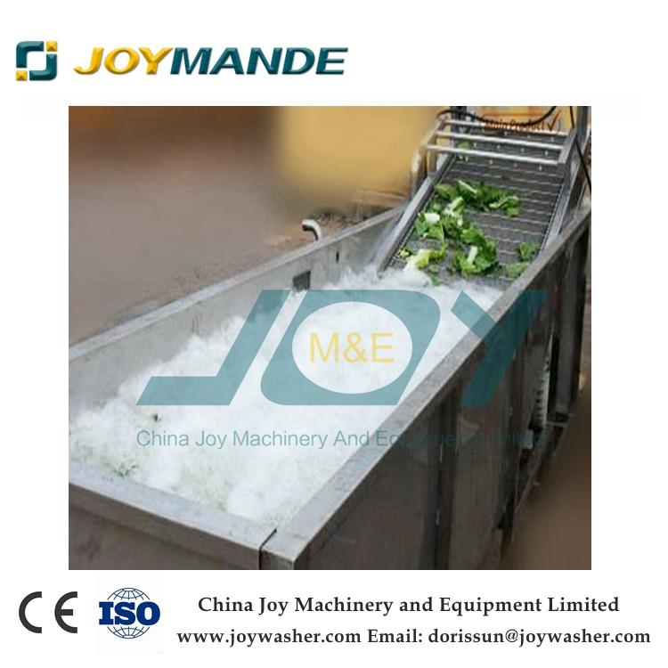 Industrial Vegetable And Fruit Air Bubble Washing Machine Air Bubble Washer 3