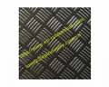 Checker Rubber Sheet from Qingdao Singreat in chinese