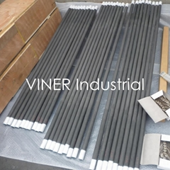 High Temperature SiC Heating Elements GD Type used in Kiln Furnaces