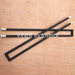 1600C U Type Silicon Carbide Heating Elements (ISO9001)
