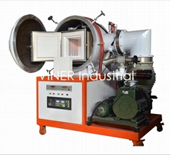 1800C High Temperature Programmable Controlled Melting Vacuum Furnace