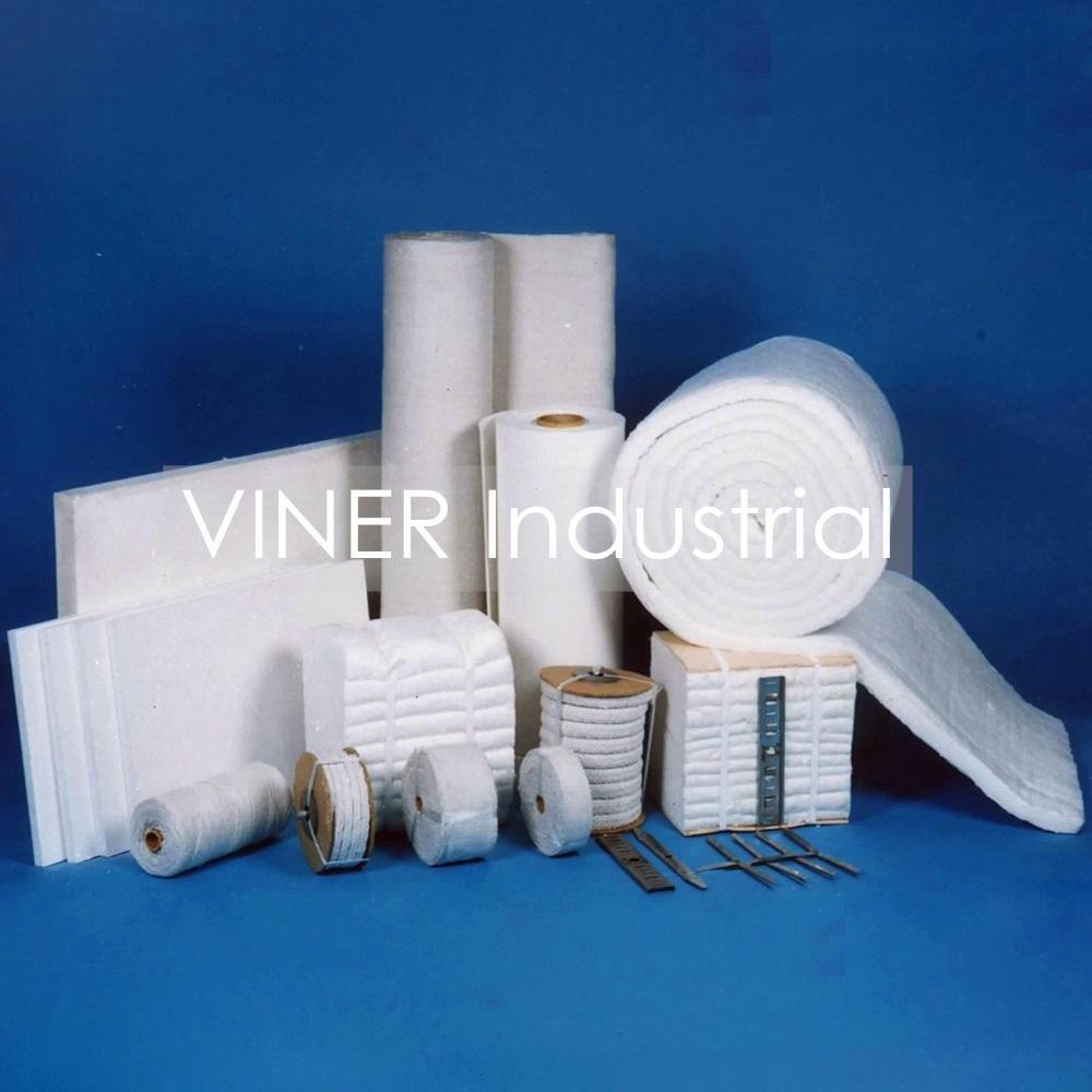Heat Resistant Ceramic Fiber Paper for Insulation Lining 2