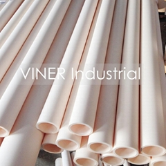 99.7% Alumina Ceramic Tube for melting furnace