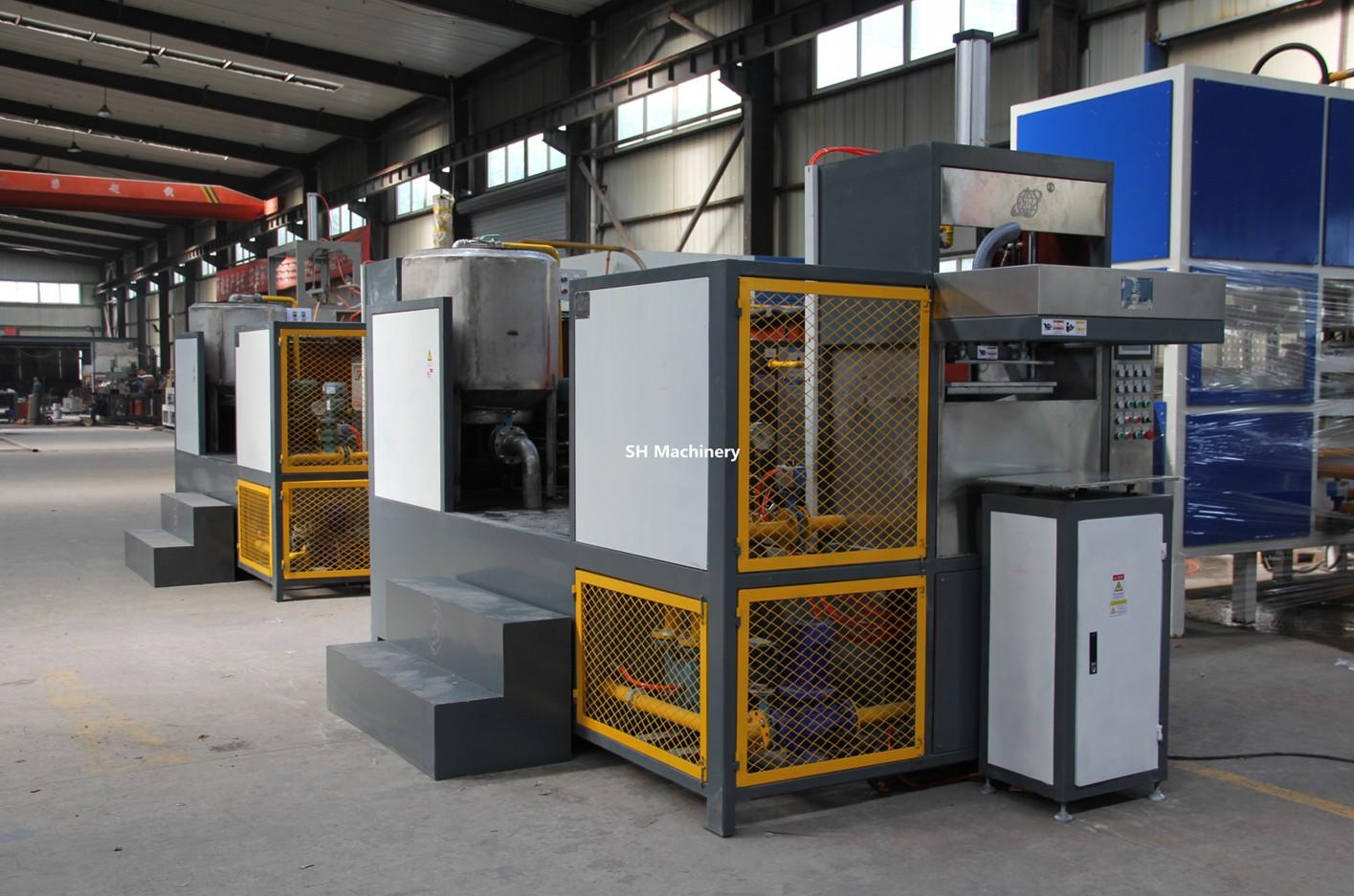 第三代环保节能小型鸡场专业蛋托生产设备 2