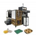第三代環保節能小型雞場專業蛋托生產設備 1