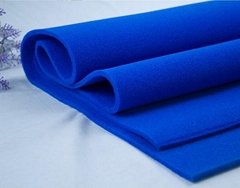 Factory direct sale silicone foam sheet for front and back pressing machine