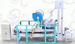 廠家供應簍瓜籽脫殼機、葫蘆籽脫殼機西瓜籽脫殼分選機組