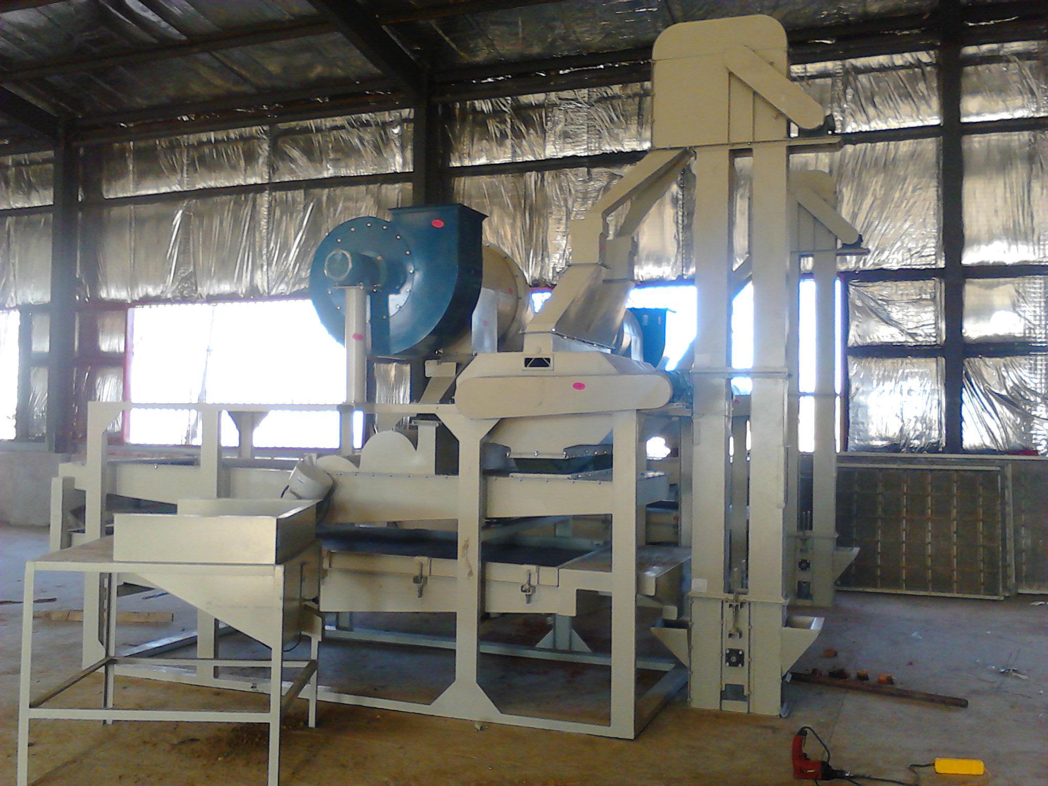 廠家供應簍瓜籽脫殼機、葫蘆籽脫殼機西瓜籽脫殼分選機組 4