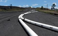 UHMWPE Mining tube