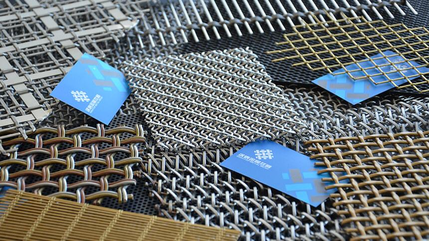 Architectural And Decorative Metal Mesh 1
